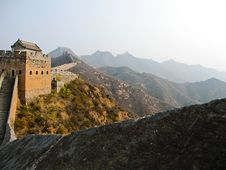 Free The Great Wall Stock Image - 10061191