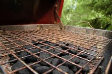 Free Grill Stock Photography - 10062222