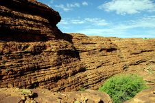Free Erosion In Australian Desert Royalty Free Stock Photo - 10062265