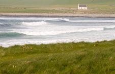 Free Scottish Coast Royalty Free Stock Photos - 10063578