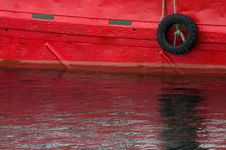 Fishing Vessel Royalty Free Stock Photography