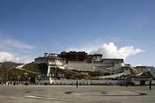 Free Potala Palace Stock Photos - 10064703