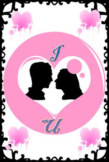 Free Cuple In Love Stock Image - 10065501