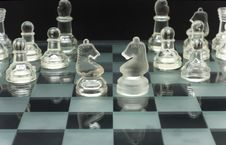 Free Glass Chess Stock Photo - 10066370