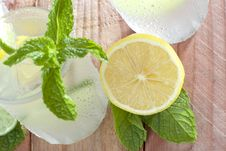 Free Cold Drinks Royalty Free Stock Image - 10066486