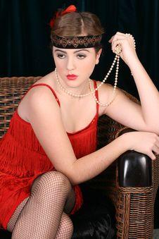 Free Beautiful Female Royalty Free Stock Photo - 10068555