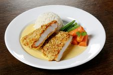 Free Chicken Dish Stock Photo - 10069340