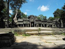 Angkor Stock Image