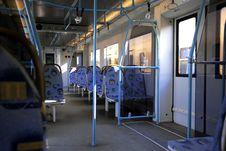 Free Modern Train Royalty Free Stock Photo - 10069965