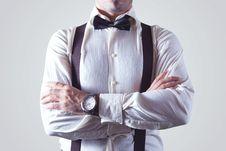 Free Fashion Man Watch Stock Images - 100623664