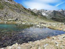 Free Tarn, Mountain, Wilderness, Mountainous Landforms Royalty Free Stock Images - 100626169