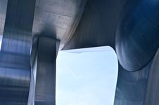 Free Structure, Steel, Daylighting, Angle Royalty Free Stock Image - 100626786