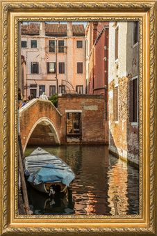 Free Painting, Picture Frame, Art, Modern Art Royalty Free Stock Photos - 100632368