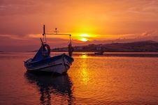 Free Sky, Sunset, Sunrise, Calm Stock Images - 100633124