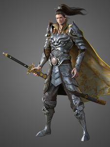 Free Weapon, Mercenary, Action Figure, Armour Royalty Free Stock Photo - 100633195