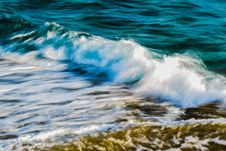 Free Wave, Sea, Ocean, Wind Wave Royalty Free Stock Photography - 100639097