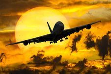 Free Airplane, Sky, Aviation, Aircraft Stock Photo - 100639430