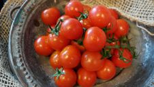 Free Natural Foods, Vegetable, Plum Tomato, Tomato Royalty Free Stock Images - 100650979