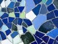 Free Random Mosaic Pattern Royalty Free Stock Image - 10077006