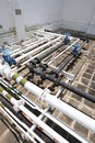 Free Building Rooftop Pipelines Royalty Free Stock Photo - 10077925