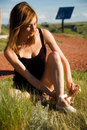 Free Ballerina Royalty Free Stock Image - 10078316