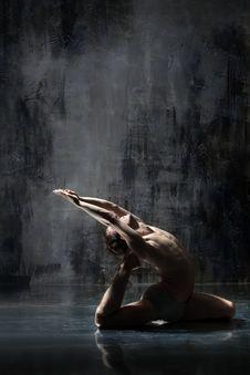 Free Yogic Exercise Stock Images - 10070814