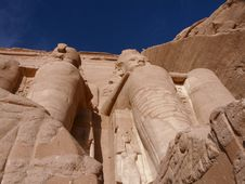 Free Abu Simbel Royalty Free Stock Photos - 10070958