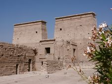 Free Philae Temple Stock Images - 10071074