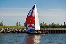 Free Channel Sailing Stock Photo - 10072290