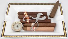 Free Cigars Stock Images - 10073794