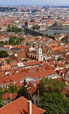 Free Prague Stock Photography - 10073892