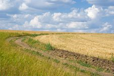 Free Haymaking Time Royalty Free Stock Images - 10074209