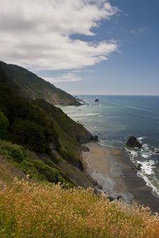 Free California Coast Stock Image - 10074491
