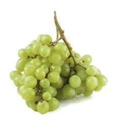 Free White Grapes Royalty Free Stock Photo - 10074845