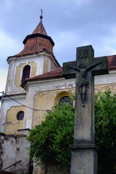 Free Baroque Church Stock Image - 10074921