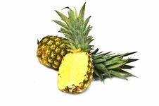 Free Fresh Pineapple Stock Photos - 10075343