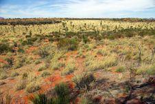 Free Red Centre, Australia Stock Image - 10075571