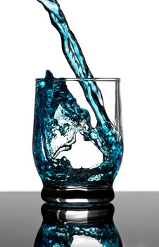 Free Glass Of Water Stock Photography - 10076172