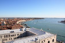 Free Panorama Of Venice Stock Photo - 10076420