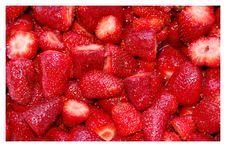 Free Fresh Strawberries Stock Image - 10076421
