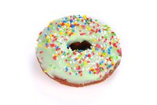 Free Donut Royalty Free Stock Photography - 10076597