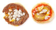 Free Tasty Burger Stock Images - 10077684