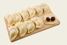 Free Dumplings Royalty Free Stock Image - 10079206