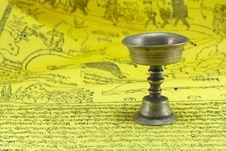 Free Tibetan Candlelight Royalty Free Stock Image - 10079646