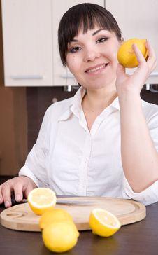Lemon Juice Royalty Free Stock Photos