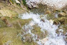 Free Running Water Royalty Free Stock Photo - 10079855