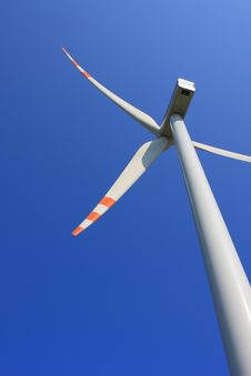 Free The Wind Turbines Stock Photo - 10079960