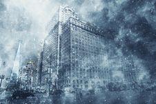 Free Cityscape, Metropolis, Sky, Landmark Royalty Free Stock Images - 100702159