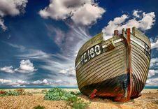 Free Sky, Cloud, Tourism, Shipwreck Royalty Free Stock Photo - 100702565