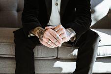 Free Suit, Hand, Gentleman, Formal Wear Stock Images - 100706994